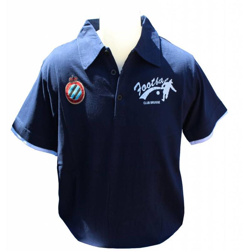 Polo Shirt Footbal Club Brugge