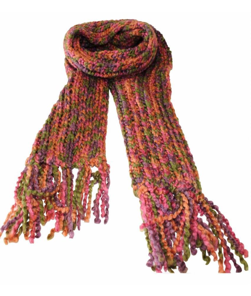Sjaal gebreid Dames