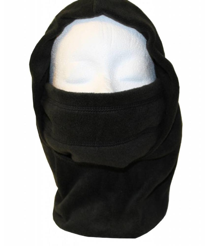 Muts Fleece 5 in 1 zwart