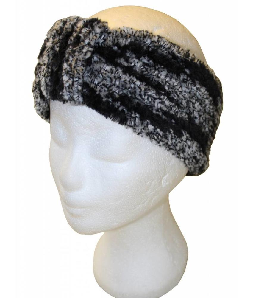 Haarband Dames Chenille