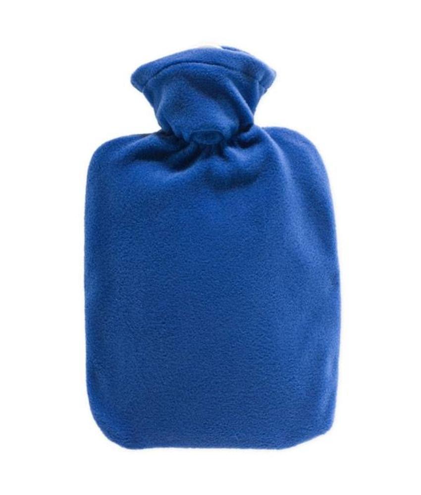 Warmwaterkruik Classic Fleece Blauw