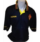 Voetbal t-shirt België (zwart)