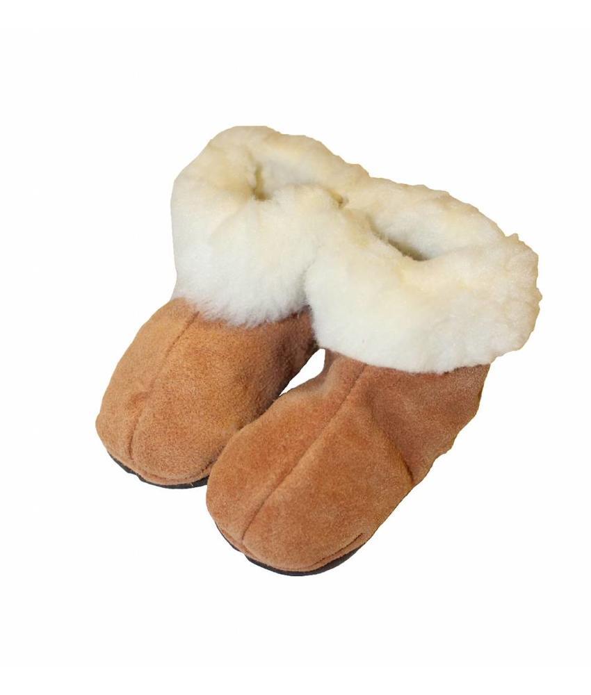 Baby Pantoffels met rits