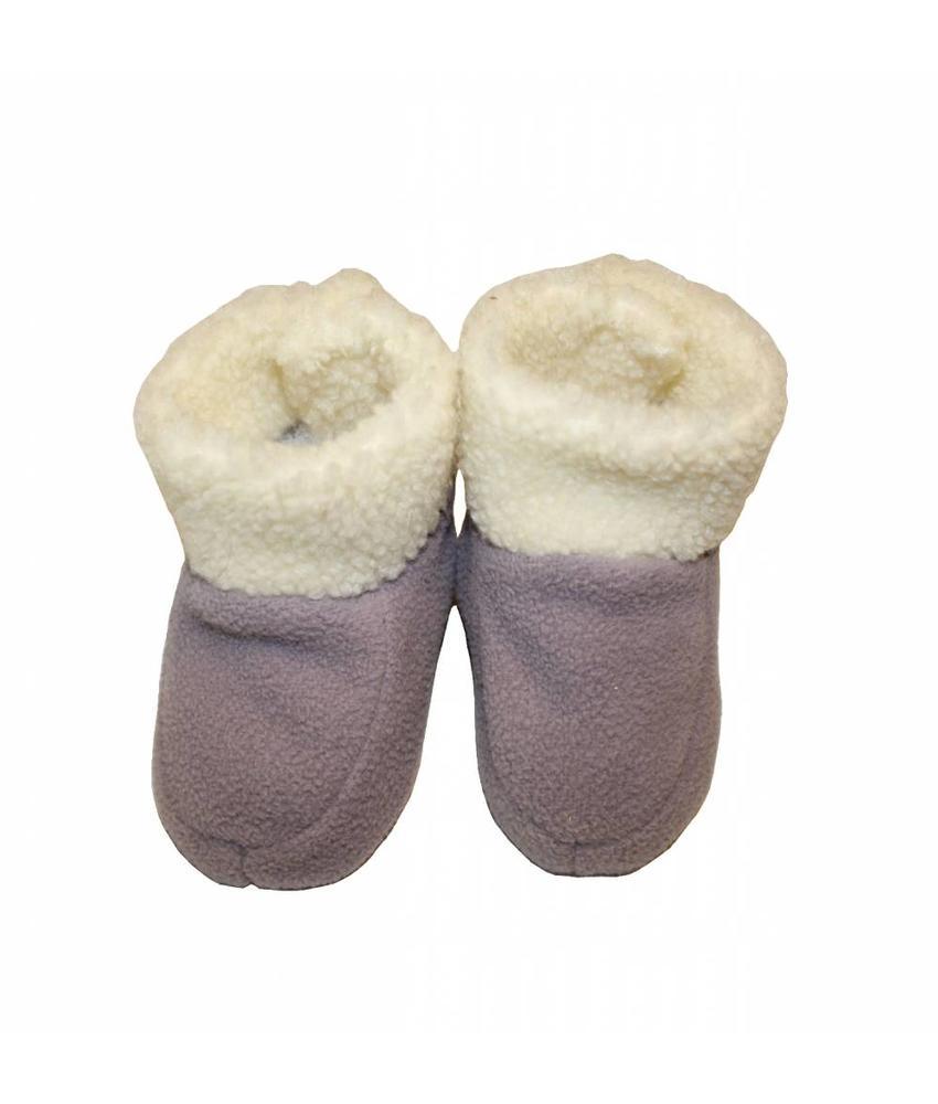 Baby Pantoffels met velcro sluiting