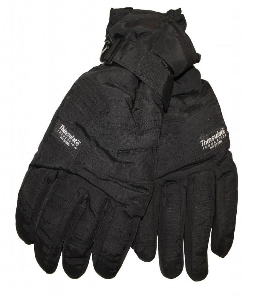 "Ski handschoenen ""ProSport"" zwart"