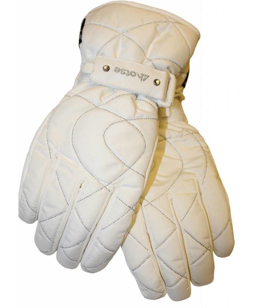 "Skihandschoenen Dames ""Hyperloft insulation"" Wit"