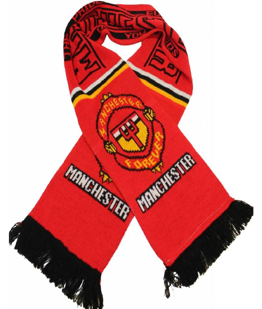 Voetbalsjaal Manchester United