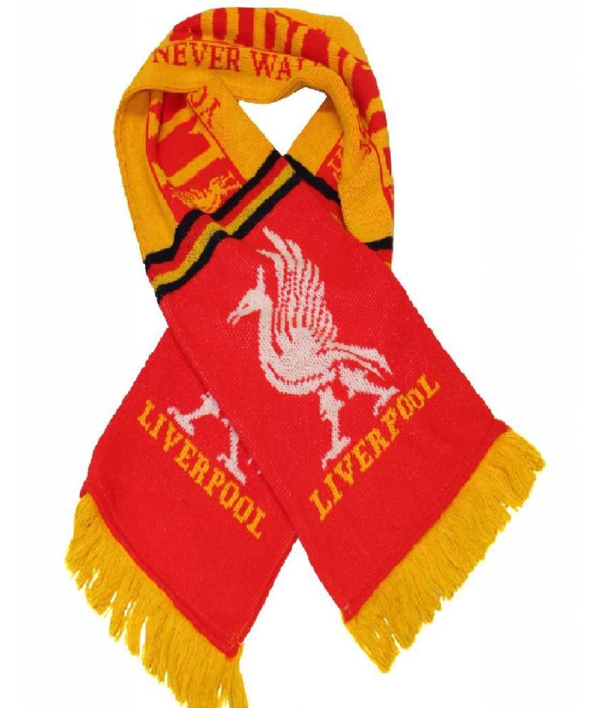 Voetbalsjaal Liverpool