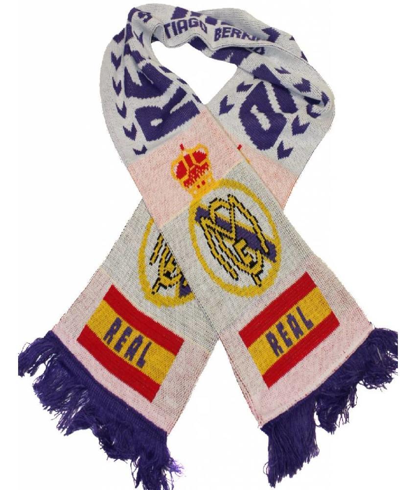 Voetbalsjaal Real Madrid