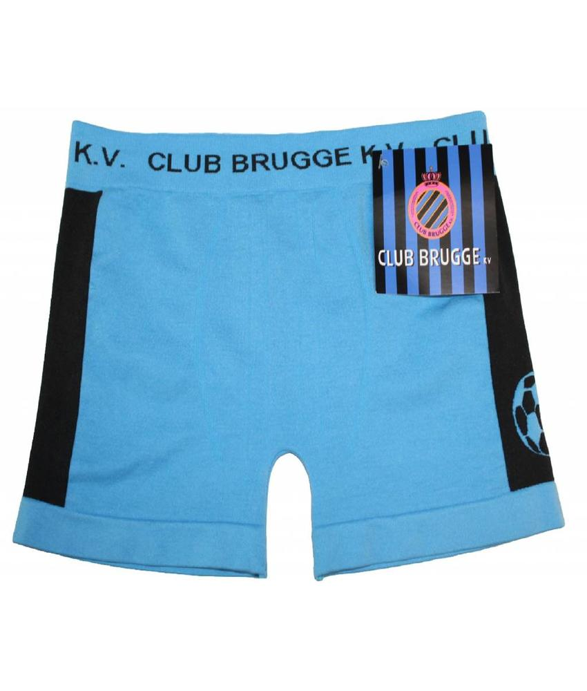 Boxershorts Club Brugge kids l. blauw