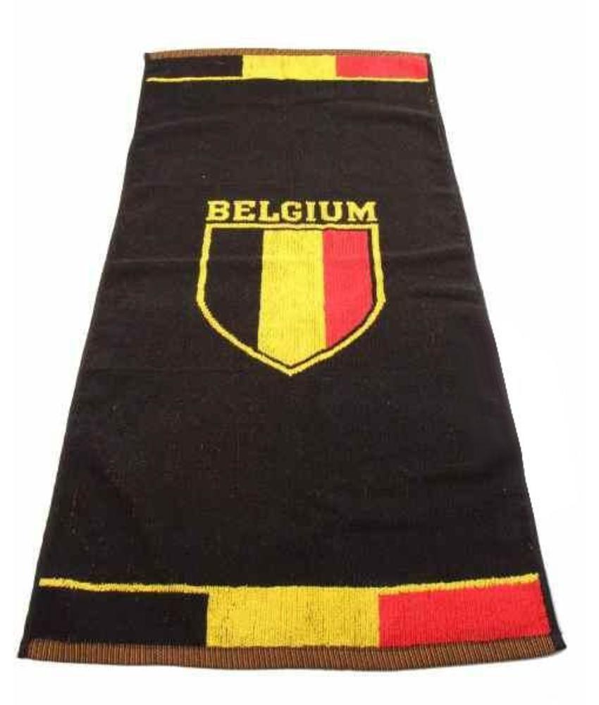 Handdoek België 50 x 100 cm.