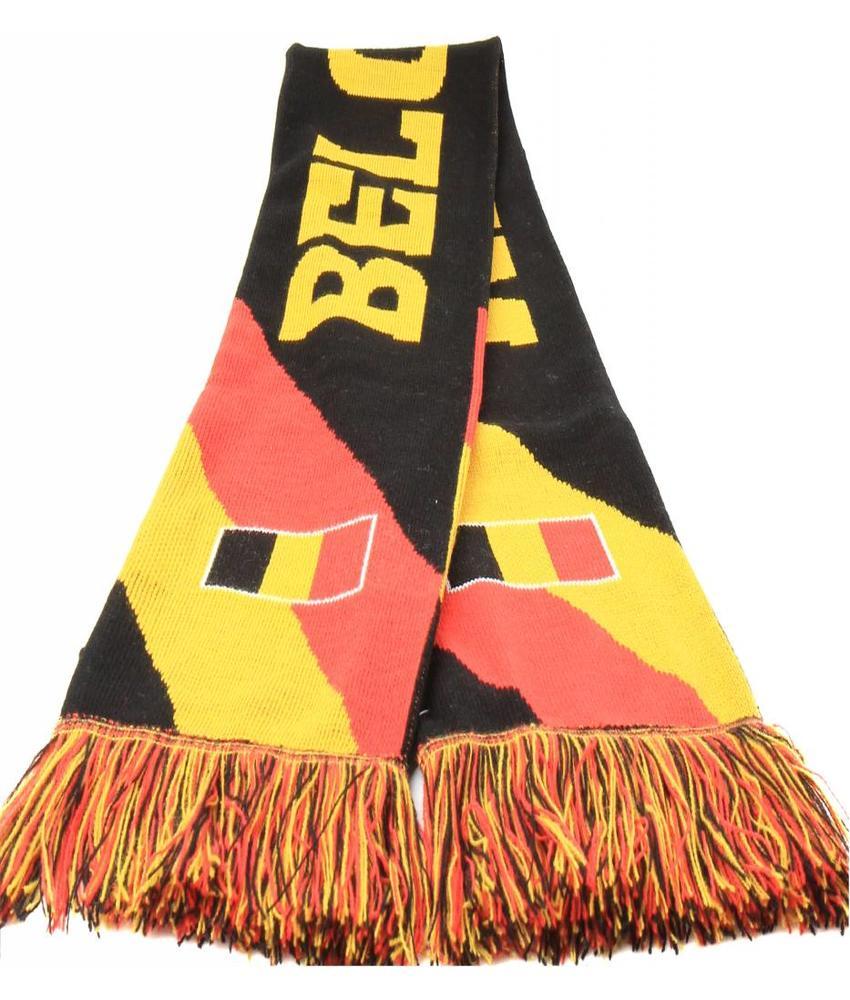 """Supporterssjaal Belgium """"wave"""""""