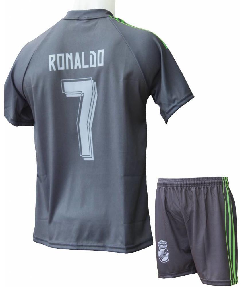 """Madrid Voetbaltenue Ronaldo """"Uit"""""""