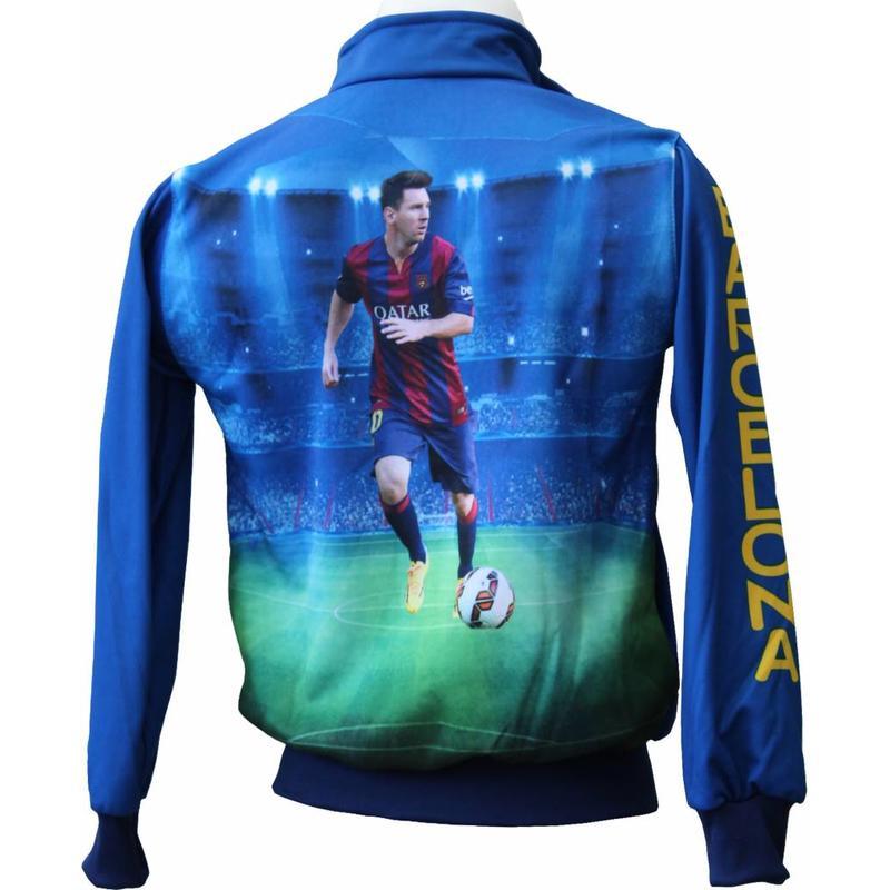 "Barcelona Trainingsvest Messi ""Foto"""
