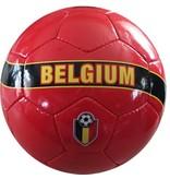 Bal Belgium rood