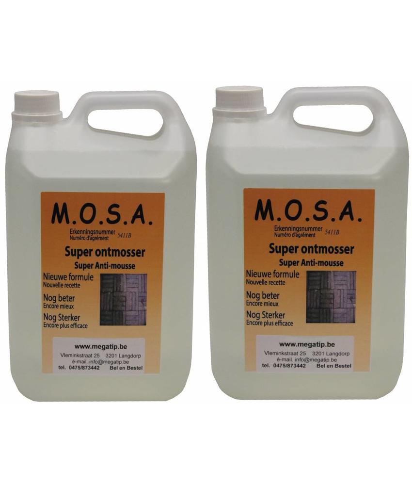 MOSA Ontmosser 10 Liter