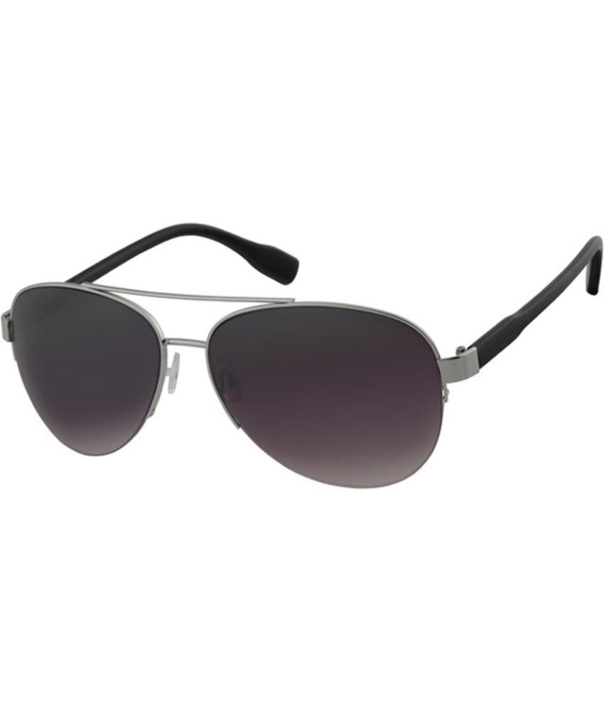 Piloten zonnebril black/silver