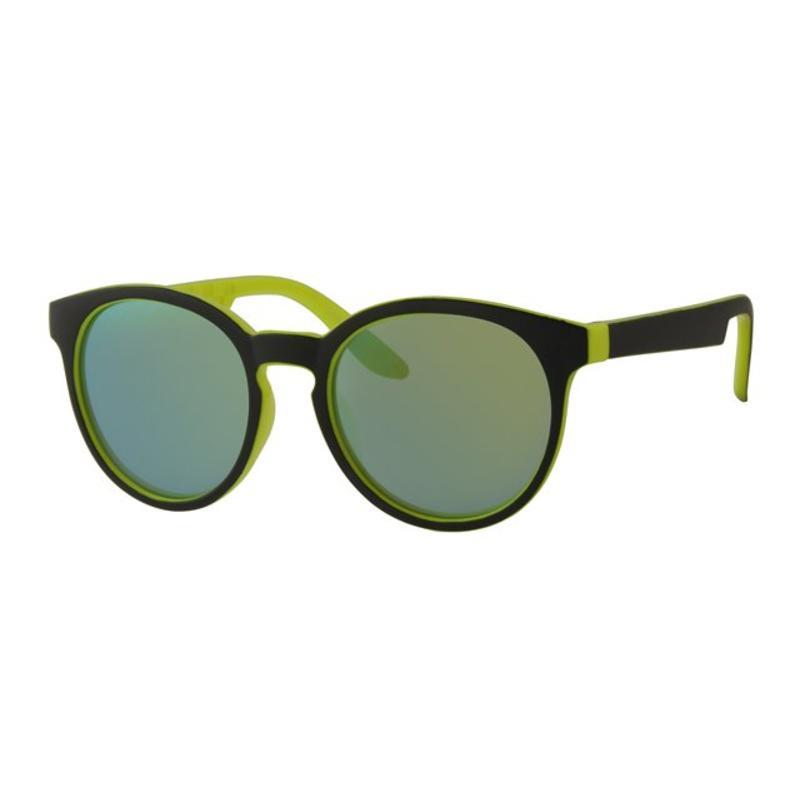 Kids zonnebril around zwart/geel