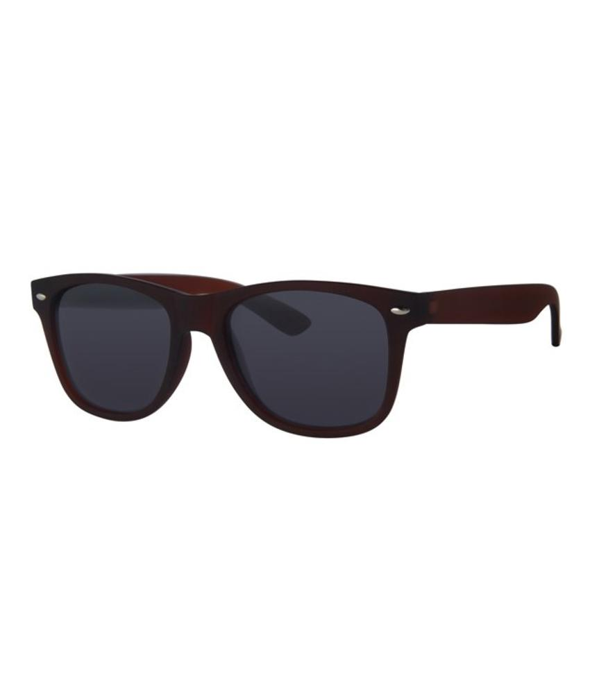 Kids Wayfarer zonnebril Brown