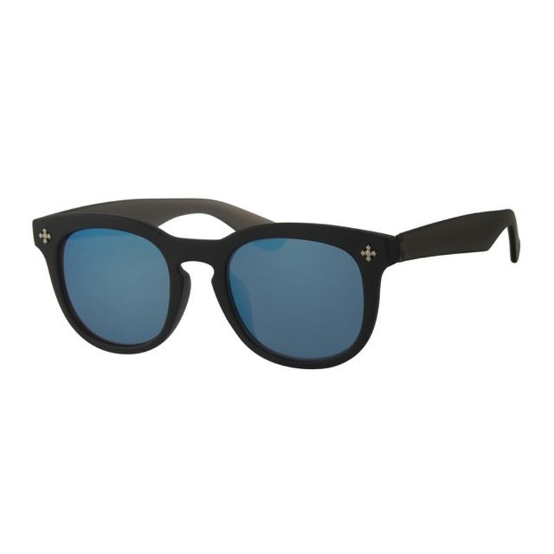 Kids Clubmaster zonnebril Grijs/Zwart