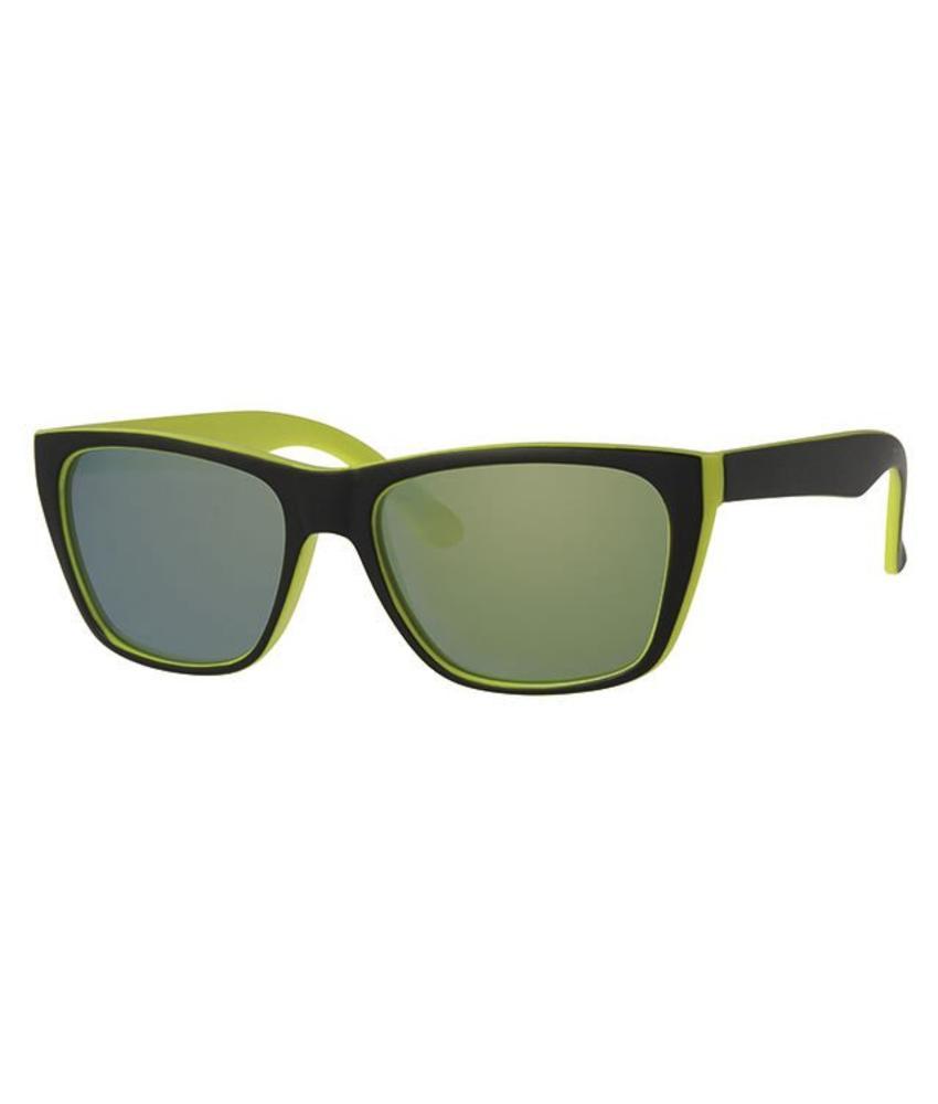 Kinder zonnebril Geel/Zwart