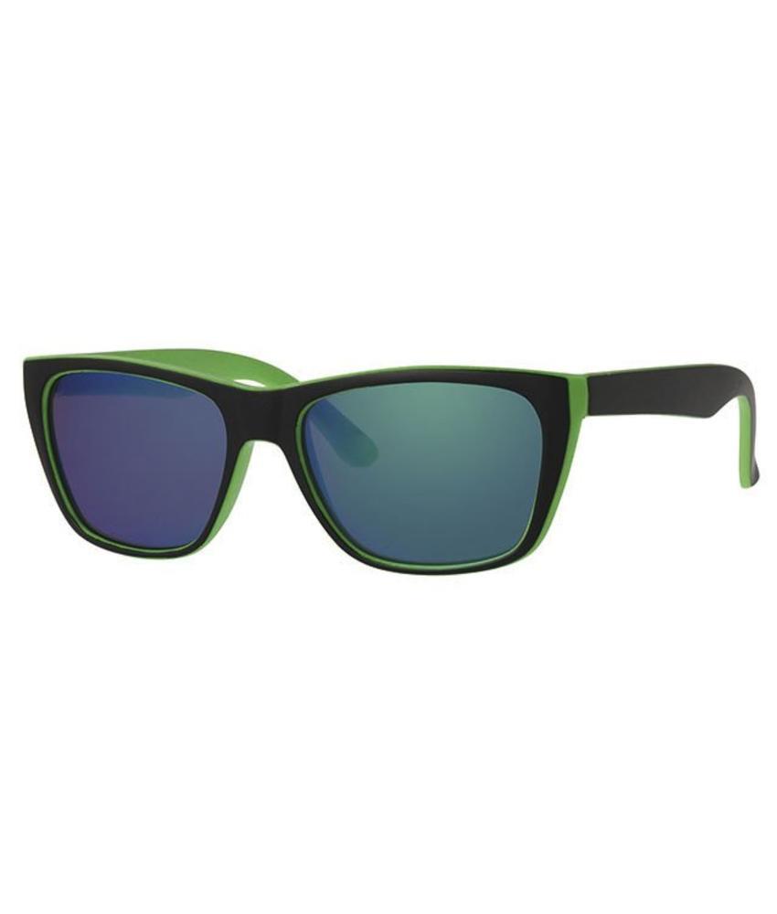 Kinder zonnebril Groen/Zwart