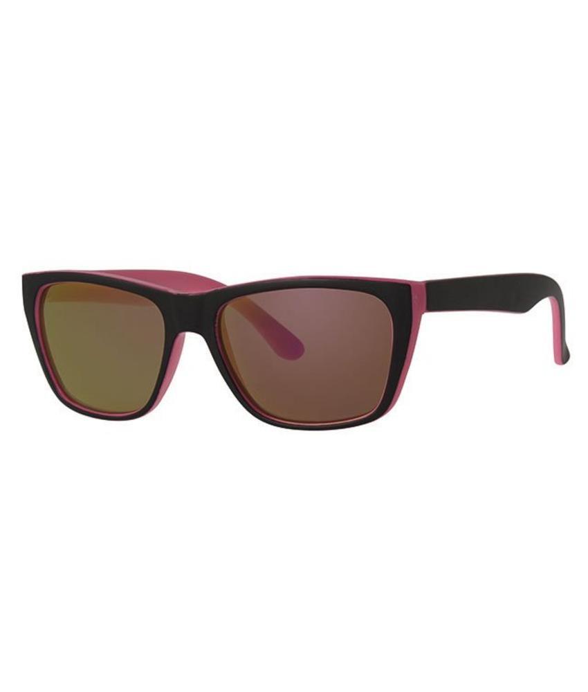 Kinder zonnebril Roos/Zwart