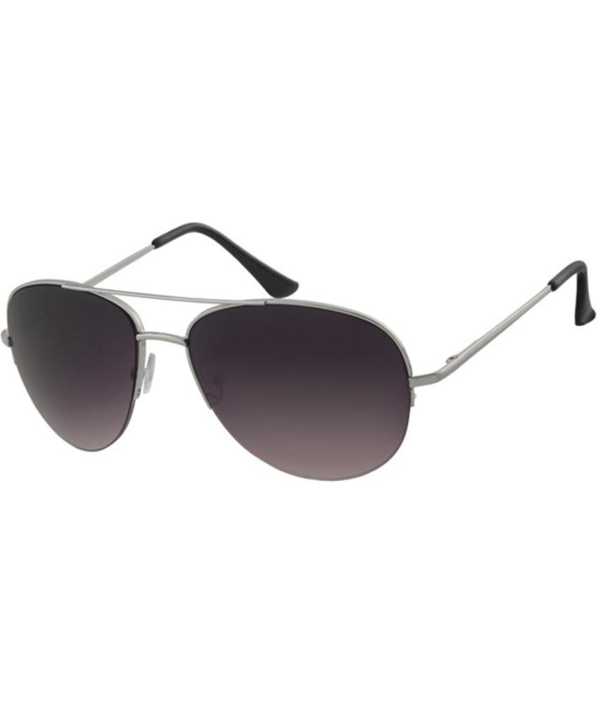 Piloten zonnebril Zwart/zilver