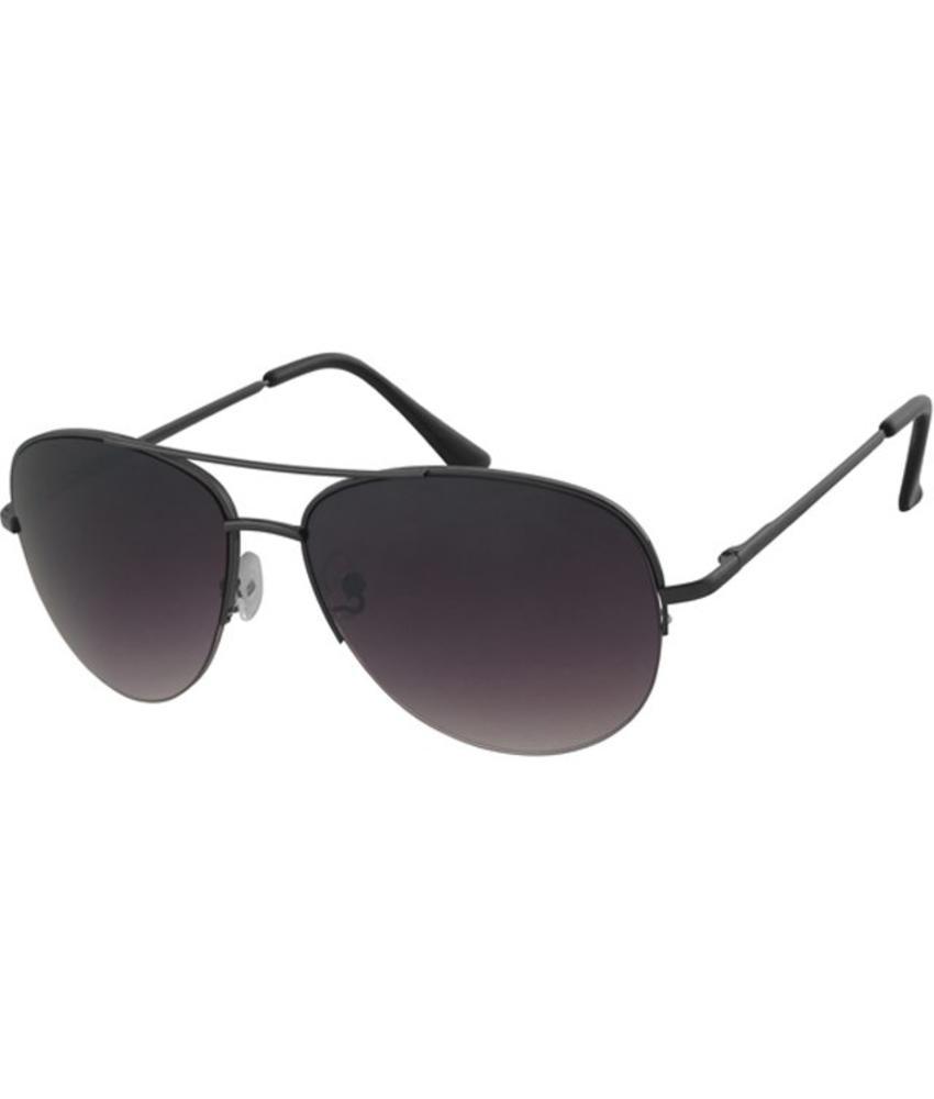 Piloten zonnebril Zwart/metalic