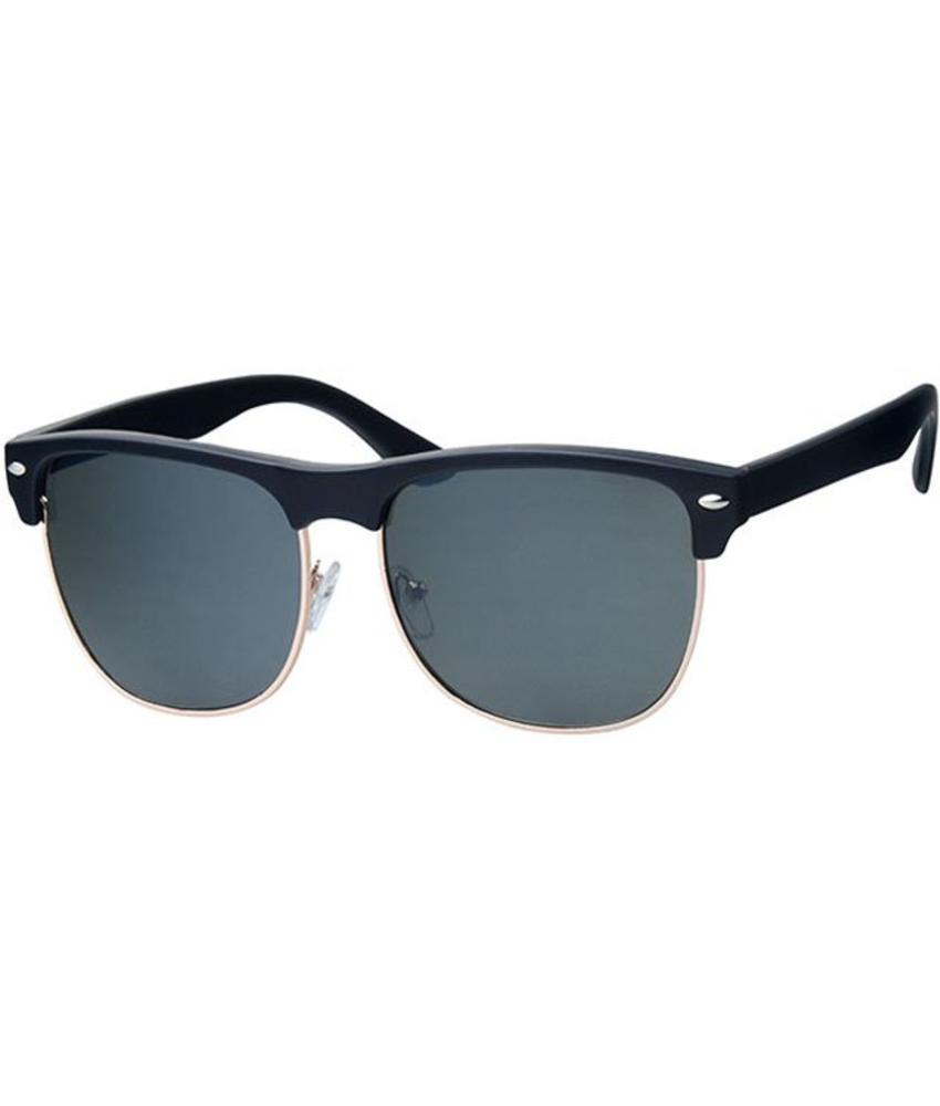 Clubmaster zonnebril Black / gold rim