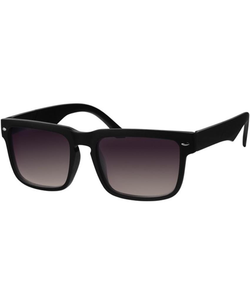 Wayfarer Zonnebril zwart Gradient
