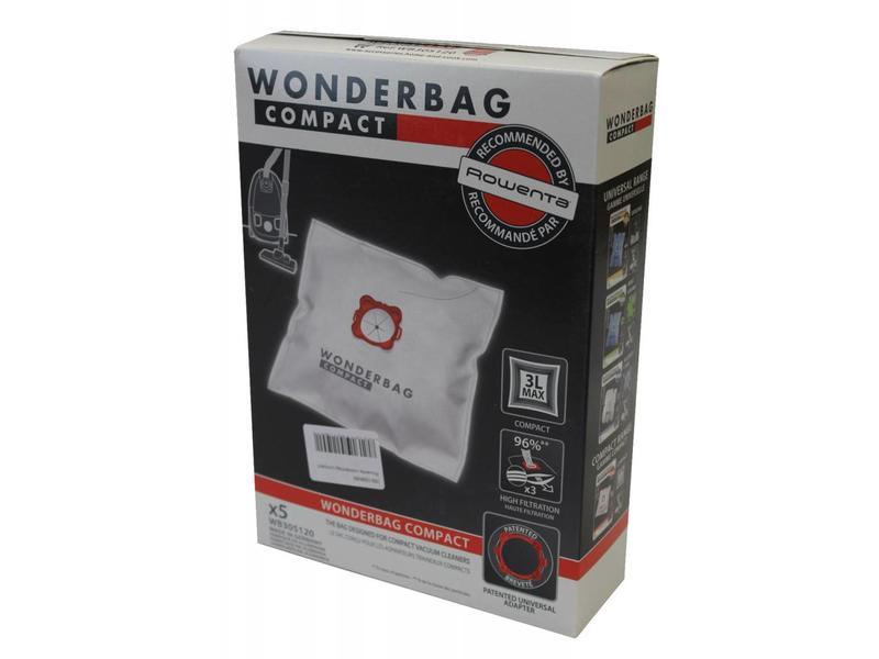 Rowenta Wonderbag Compact stofzuigerzakken - Megatip.be
