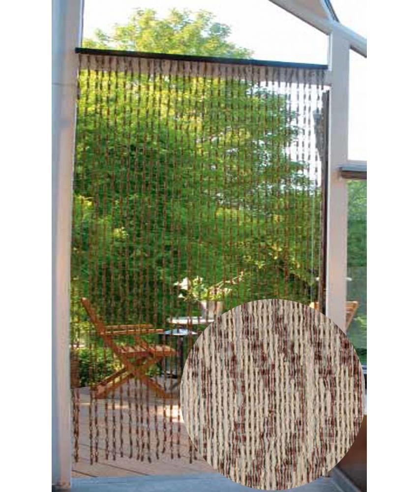 Vliegengordijn Mais Spiraal 90x200 cm