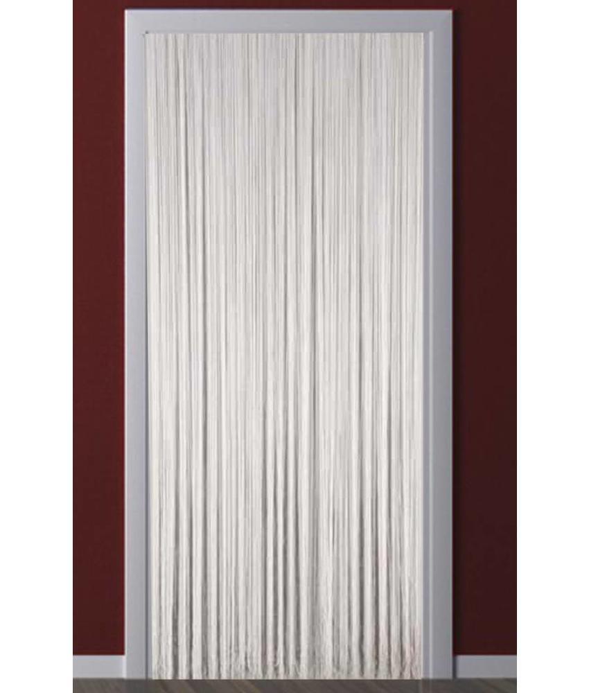 Deurgordijn Strings Wit 90X200 cm.