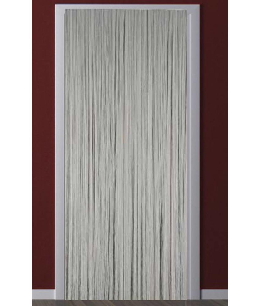 Deurgordijn Strings Grijs 90X200 cm.