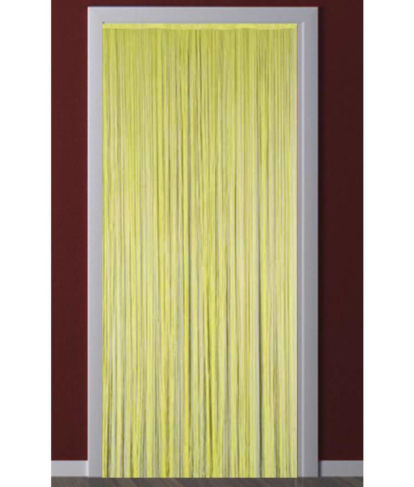 Deurgordijn Strings Groen 90X200 cm.