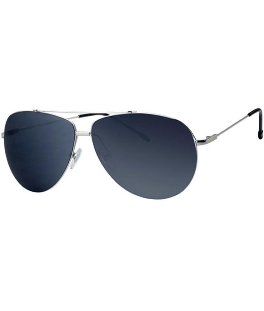 Level One Aviator zonnebril zwart