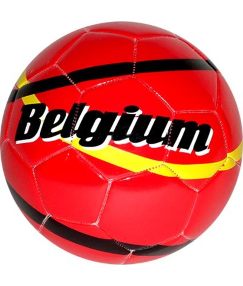 Bal Belgium Rood (maat 5)