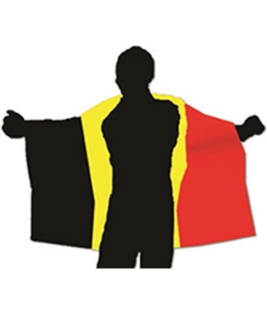 Cape vlag België 150 X 90 cm.