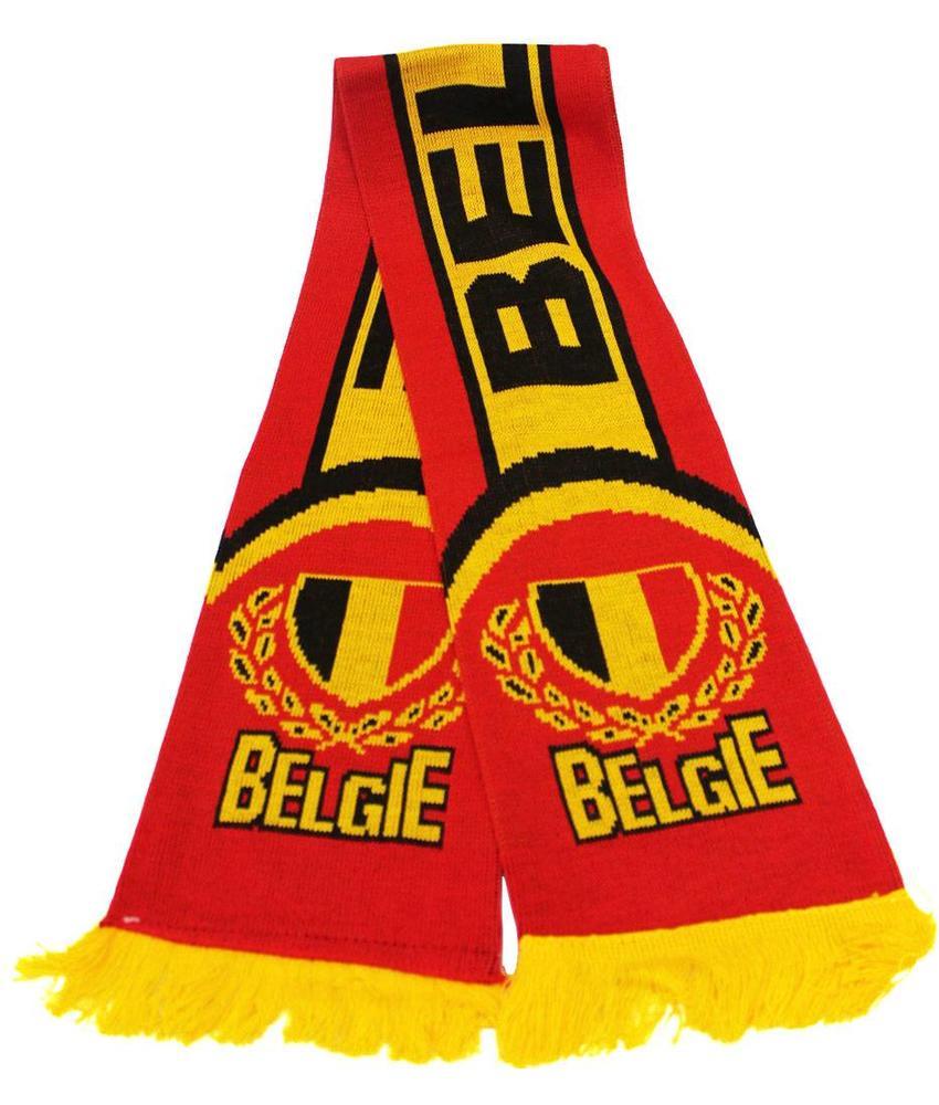 Sjaal België rood