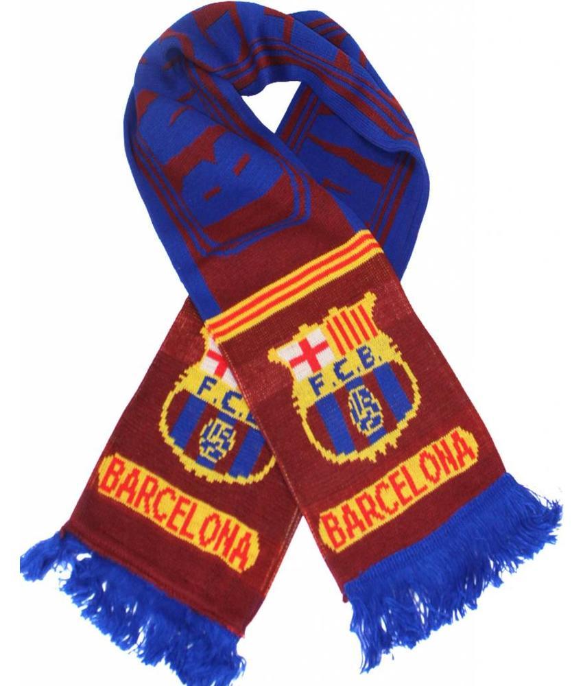 Sjaal Barcelona F.C.B.