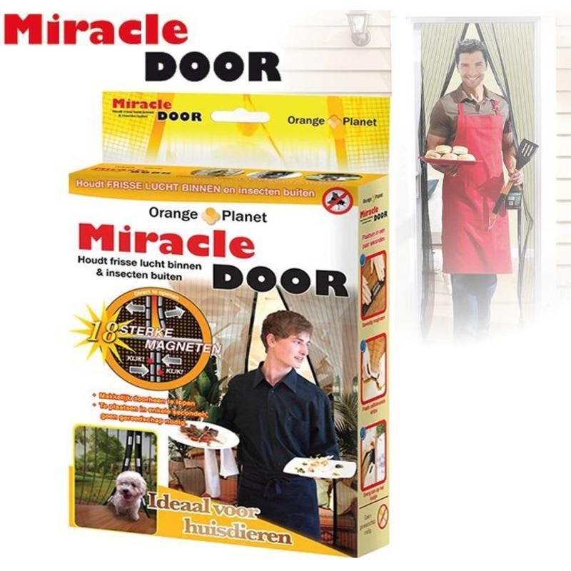 Miracle Door / Magnetisch Vliegengordijn