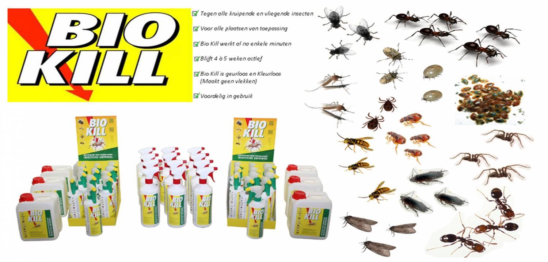De unieke voordelen van Bio Kill insecticide