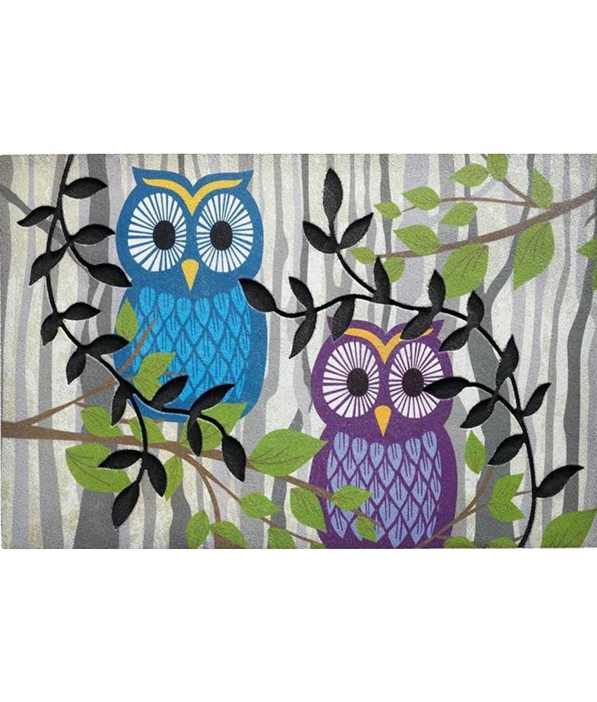 ECO Master 45x75 cm. Retro Owls