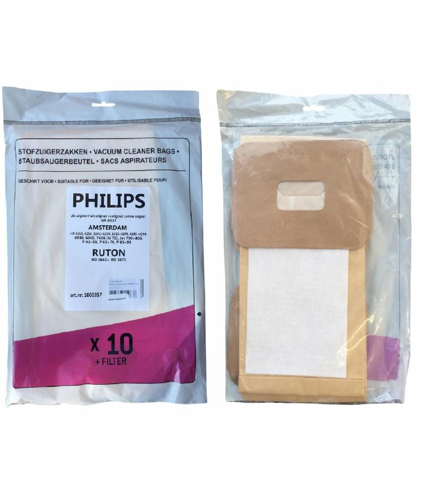 Philips Amsterdam stofzuigerzakken