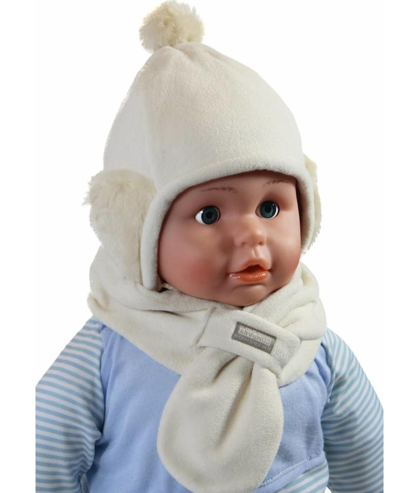 Baby Muts en Sjaal Fleece