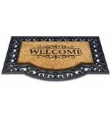 Kokos Deurmat Welcome (60x80 cm)