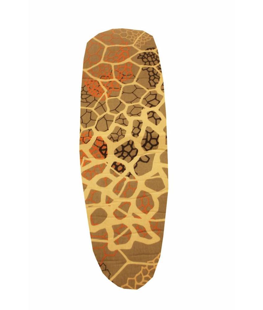 Mouwplankovertrek 59 cm x 21 cm Beige kleurenpalet