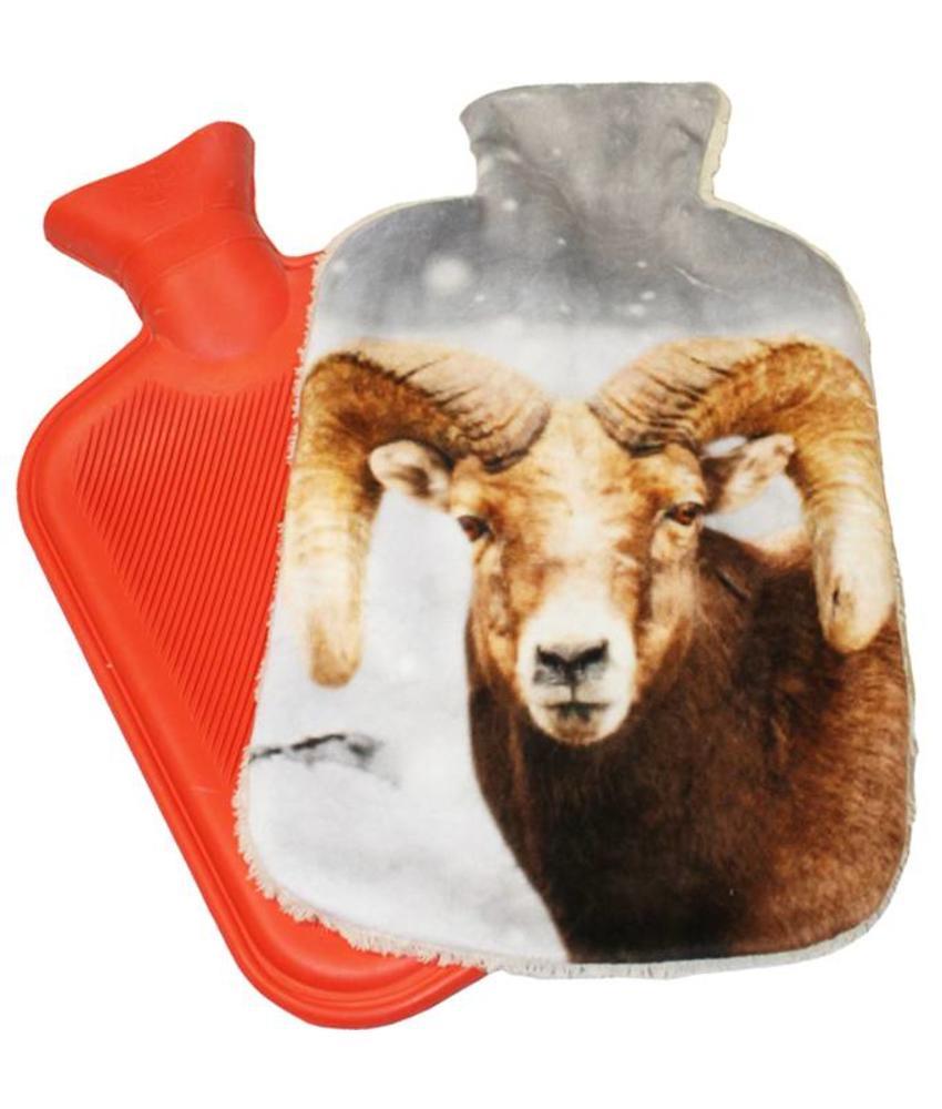 Warmwaterkruik Animal Design 2 liter