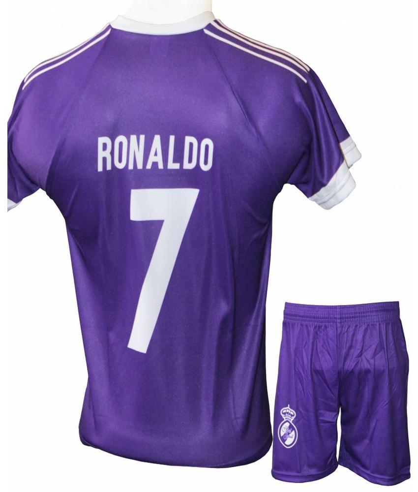 """Madrid Voetbaltenue Ronaldo 2016-2017 """"Uit"""""""